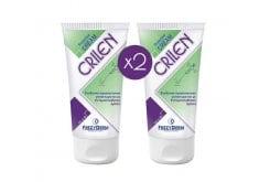 2 x FREZYDERM CRILEN,Ενυδατικό εντομοαπωθητικό γαλάκτωμα που απωθεί αποτελεσματικά τα έντομα με φυσικό τρόπο, 125 ml
