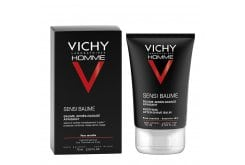 Vichy HOMME for Man After Shave Sensi Baume Ca Balsam Βάλσαμο για μετά το ξύρισμα, 75ml
