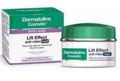 Dermatoline Cosmetic Lift Effect Night Cream Αντιρυτιδική Κρέμα Νύχτας, 50ml