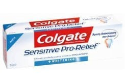 Colgate Sensitive Pro Relief Whitening, 75ml
