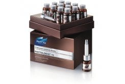 Phyto Phytologist 15 Η Απόλυτη Αγωγή κατά της Τριχόπτωσης, για Άνδρες & Γυναίκες, 12 vials x 3.5ml