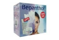Bepanthol ΠΑΚΕΤΟ με Ultra Face Cream Αντιγηραντική & Ενυδατική Κρέμα Προσώπου, 50ml & ΔΩΡΟ Hand Cream Κρέμα Χεριών για την Καθημερινή Περιποίηση, 50ml