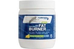 MyElements Sports High Performance Fat Burner Powder Ειδική Φόρμουλα για την Ενέργεια & τον Έλεγχο Βάρους με Υπέροχη Γεύση Ανανά, 225gr