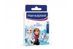 """Εικόνα του """"Hansaplast Frozen Αυτοκόλλητα Επιθέματα, 16 strips """""""