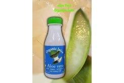 Erythro Forte Aloe Vera Organic Juice Χυμός Αλόης με Γεύση Λεμόνι, 500gr
