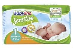 """Εικόνα του """"Babylino Newborn Nο.1 (2-5 kg) Απορροφητικές Βρεφικές Πάνες, 28 τεμάχια """""""