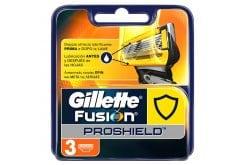 """Εικόνα του """"Gillette Fusion Proshield Ανταλλακτικά με Τεχνολογία Flexball, 3 ανταλλακτικά """""""