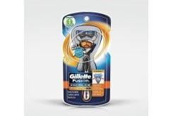 """Εικόνα του """"Gillette Fusion ProGlide Power Ξυριστική Μηχανή με Τεχνολογία FlexBall & Μπαταρία, 1 μηχανή + 1 ανταλλακτικό + 1 μπαταρία """""""