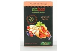Prevent Prefood Crepes Κρέπες με 68% Πρωτεΐνη, 106gr