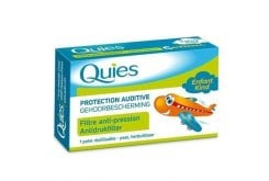 Pharmaq Quies EarPlanes Ωτοασπίδες για Παιδιά ειδικές για Αεροπορικά Ταξίδια, 1 ζευγάρι