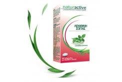 Naturactive Λεκιθίνη Σόγιας για τον Έλεγχο της Χοληστερίνης, 60caps