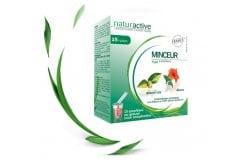 Naturactive Minceur Φυτική Φόρμουλα για τη Μείωση των Περιττών Κιλών, 15 φακελλίσκοι