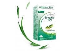 Naturactive Πράσινο Τσάι Συμπλήρωμα για την Ενίσχυση της Καύσης του Λίπους & στην Εξάληψη της Λιπώδους Κυτταρίτιδας, 60tabs
