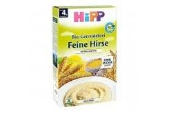 """Εικόνα του """"Hipp Υποαλλεργική Κρέμα Δημητριακών Κεχρί με Ρύζι & Καλαμπόκι Βιολογικής Καλλιέργειας, 250gr"""""""