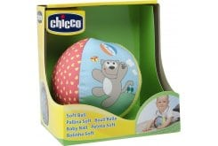 Chicco Μπαλίτσα Soft Y03-05835 3m+, 1 τεμάχιο