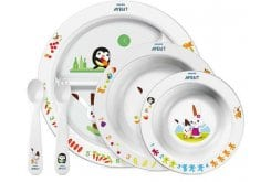 Philips AVENT SCF716/00 Toddler Mealtime Set 6m+, 5 pcs