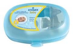"""Εικόνα του """"Athomer Baby Nasal Aspirator Ρινικός Αναρροφητήρας, 1 τεμάχιο"""""""
