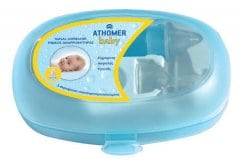 Athomer Baby Nasal Aspirator Ρινικός Αναρροφητήρας, 1 τεμάχιο