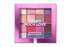 L'oreal Paris Berry Much Love Palette Eyeshadows, 1pc