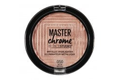 Maybelline Master Chrome Molten Rose Color, 7ml