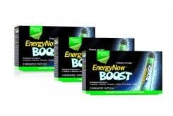 3 x Power Health Energy Now Boost Φυσικό Τονωτικό σε μονοδόσεις με Γεύση Cola, 3 x (10 x 25ml)