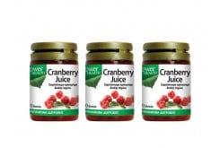 3 x Power Health Cranberry Juice 4500 mg Για την προστασία του ουροποιητικού, 3 x 30 tabs