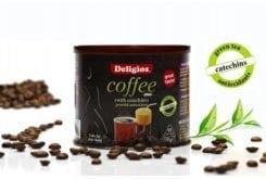 """Εικόνα του """"DELIGIOS Coffee Plus, 130 gr """""""