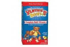 Hero Yummi Bears Multi Vitamins & Minerals for Kids, 90 gummies