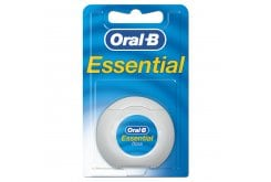 Oral - B Essensial-Floss Unwaxed 50m, 1x1