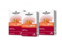 3 x Superfoods Ιπποφαές Energy ΠΡΟΣΦΟΡΑ -2€ Συμπλήρωμα Διατροφής για άτομα με Αυξημένες Καθημερινές Ανάγκες, 3 x 30caps