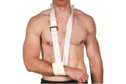 ADCO Strap Arm Sling with Pads