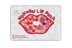Vican Cettua Clean & Simple Hydrogel Lip patch Επίθεμα Ενυδάτωσης Χειλιών, 1τμχ