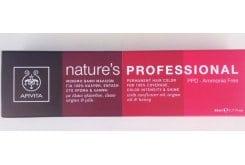 Apivita Nature's Professional Μόνιμη βαφή μαλλιών για 100% κάλυψη, Απόχρωση 6,35 - Ξανθό Σκούρο Μελί, 50ml