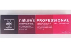 Apivita Nature's Professional PROMO -20% Μόνιμη βαφή μαλλιών για 100% κάλυψη, Απόχρωση  5.0 - Καστανό Ανοιχτό, 50ml