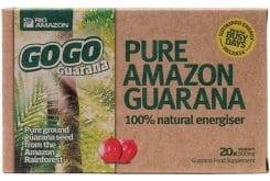 """Εικόνα του """"Rio Trading Guarana vegicaps, προσφέρει ενέργεια στον οργανισμό για μια χρονική περίοδο τουλάχιστον 6 ωρών, 20 κάψουλες"""""""
