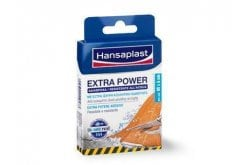 Hansaplast Extra Power Strips 16pcs