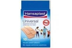 Hansaplast - Universal 10 strips