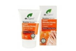 Dr. Organic Manuka Honey Hand and Nail Cream, 125 ml