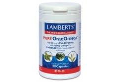 LAMBERTS Orac Omega pure, Ωμέγα 3, 30 caps