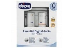 """Εικόνα του """"Chicco Ψηφιακή Ενδοεπικοινωνία Essential Digital Audio 02564, με Εύρος 200m. Mε φωνητική ενεργοποίηση, Eco mode και φωτάκι νύχτας , 1 τμχ"""""""