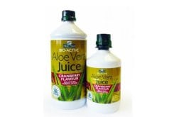 Optima Aloe Vera Juice with Cranberry, 1000 ml