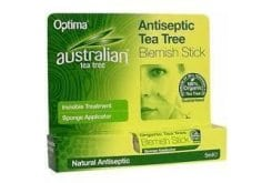 Optima Australian Tea Tree Antiseptic Blemish Stick, 7 ml