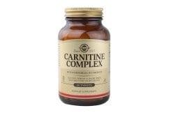 Solgar Carnitine Complex,60tabs