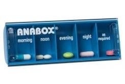 """Εικόνα του """"Anabox Ημερήσια Θήκη για τα Φάρμακα"""""""