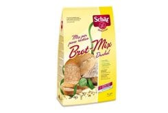 """Εικόνα του """"Schar Brot-Mix Dunkel Mix per pane Rustico Αλεύρι Ολικής Άλεσης για Ψωμί χωρίς Γλουτένη, 1 kg"""""""