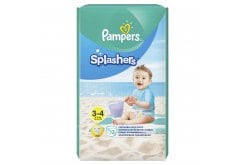 Pampers Splashers Size 3-4 6-11 kg Swim diapers, 12 pieces