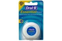 OralB Οδοντικό Κηρωμένο Νήμα 50μ 1x1