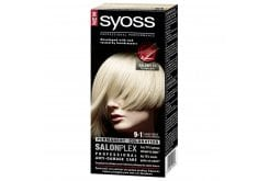 Syoss Color Professional Performance Βαφή Μαλλιών No.9-1 Ξανθό Περλέ, 1τεμάχιο