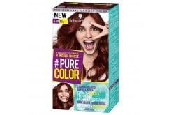 Schwarzkopf Pure Color Βαφή Μαλλιών 6.80 Red Velvet, 1 τεμάχιο