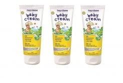 3 x FREZYDERM BABY CREAM,Απαλή, προστατευτική και αδιάβροχη κρέμα καθημερινής περιποίησης της μηρογεννητικής περιοχής μετά την αλλαγή της πάνας, 175 ml